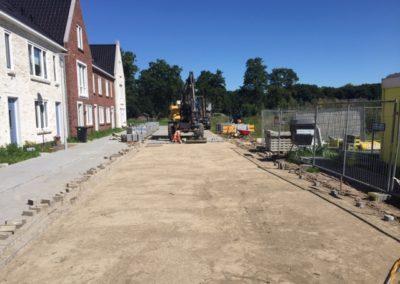 Woonrijp maken project Zonnehoeve