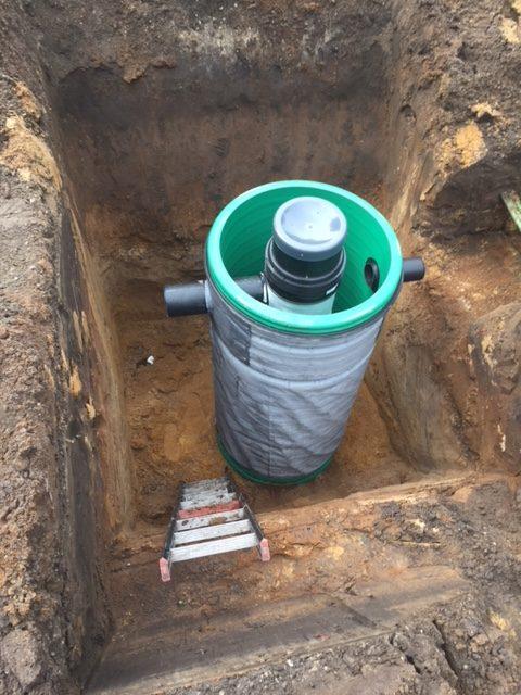 DSI bronnen en afkoppelen regenwaterafvoer