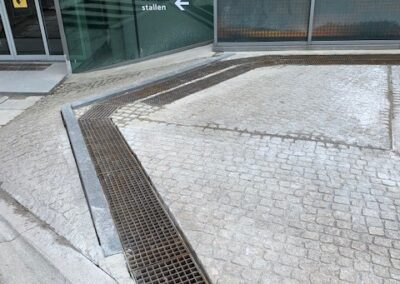 Opheffen wateroverlast Stationsplein te Apeldoorn